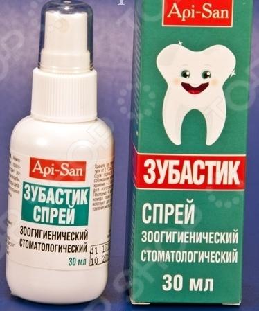 Гель зоогигиенический стоматологический Api-San «Зубастик»