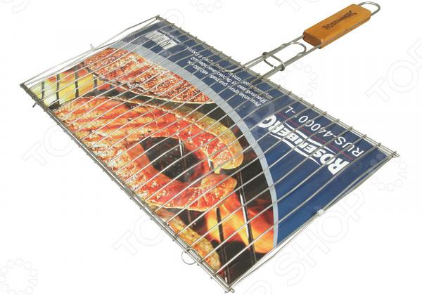 где купить Решетка-гриль для рыбы Rosenberg RUS-440001-L по лучшей цене
