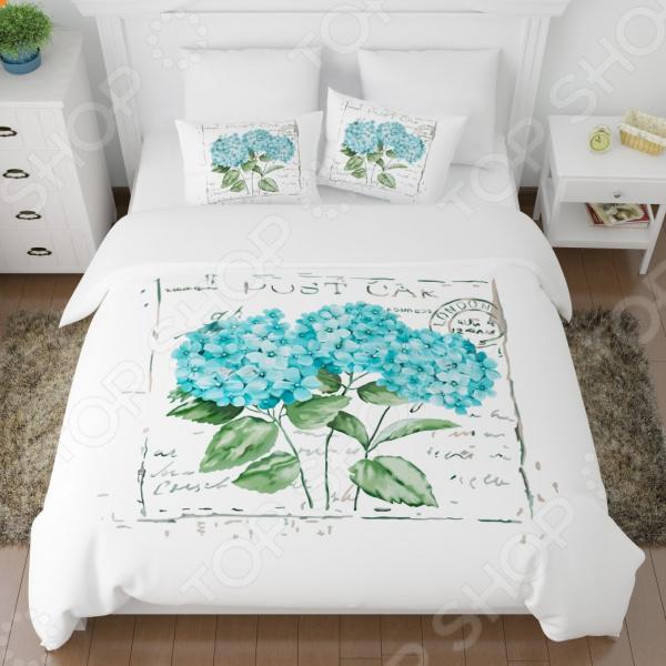 Комплект постельного белья Сирень «Сайлид»
