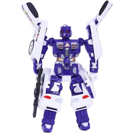 Купить Робот-трансформер Taiko R0136 со светозвуковыми эффектами. В ассортименте