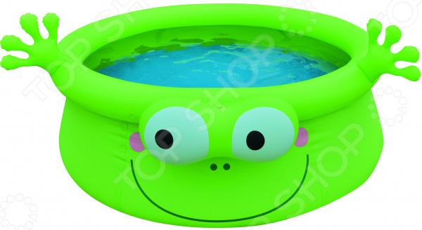Бассейн надувной Jilong Frog