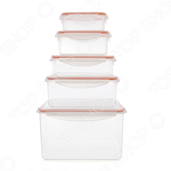 Набор контейнеров для хранения Delimano Expert