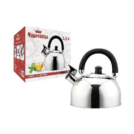 Купить Чайник со свистком Чудесница ЧС-3500