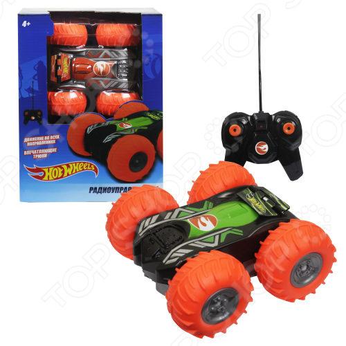 Машинка на радиоуправлении 1 Toy Hot Wheels Trick
