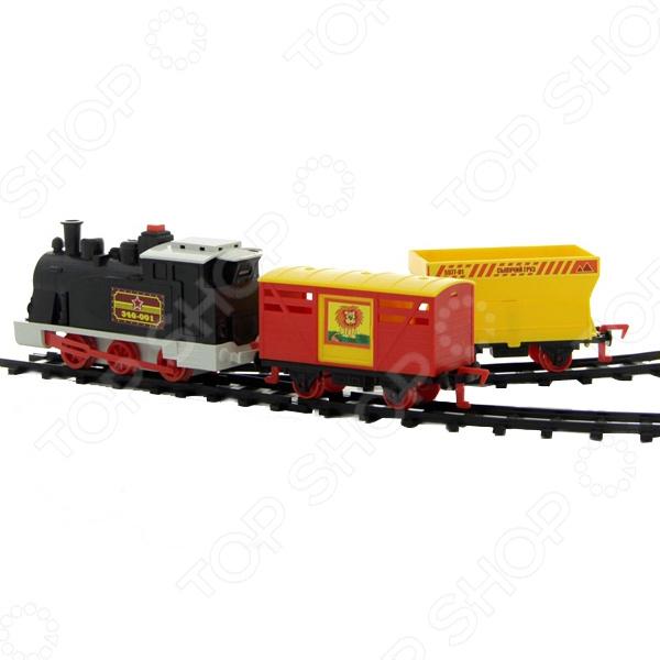 Набор железной дороги игрушечный Спорт Тойз 52205
