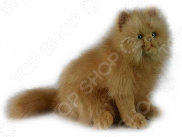 Мягкая игрушка Hansa «Кошка рыжая» 4223