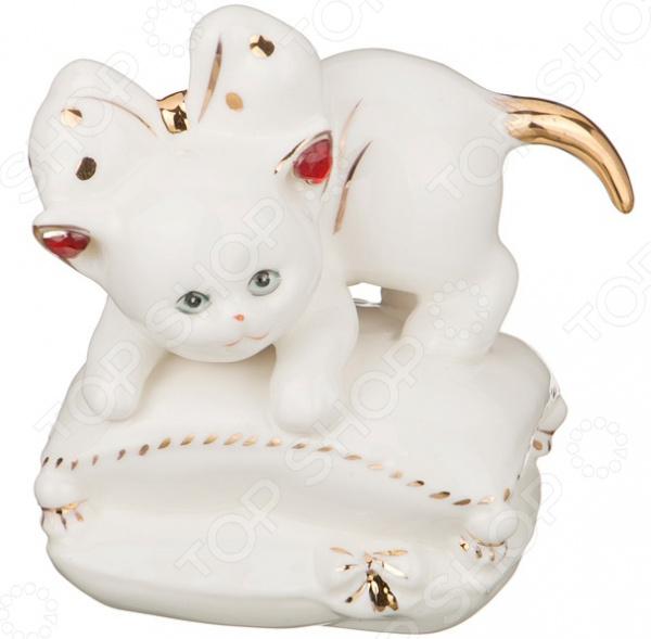 Фигурка декоративная Lefard «Кошка» 101-599