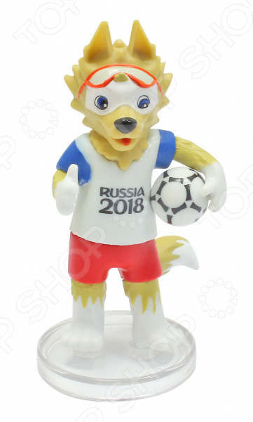 Фигурка декоративная FIFA 2018 Zabivaka Standard fifa 2014 как игрока