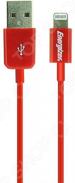 Кабель соединительный Energizer Lightning-USB A