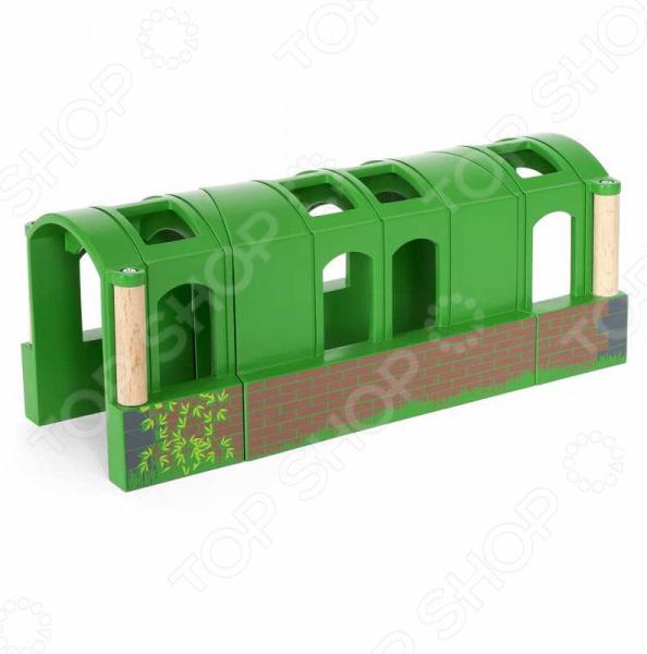 Zakazat.ru: Тоннель-трансформер игрушечный Brio из 3-х секций