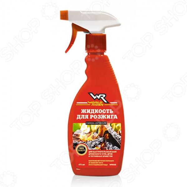 Жидкость для розжига World Rider WR-6502