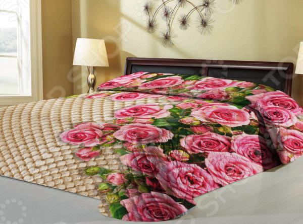 Покрывало «Розовый сад» hdd диск
