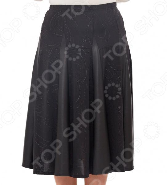 Юбка Pretty Woman «Валетта». Цвет: черный юбка woman цвет черный