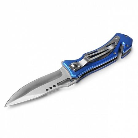 Купить Нож складной спасательный Swiss+Tech FoldingRescueKnife