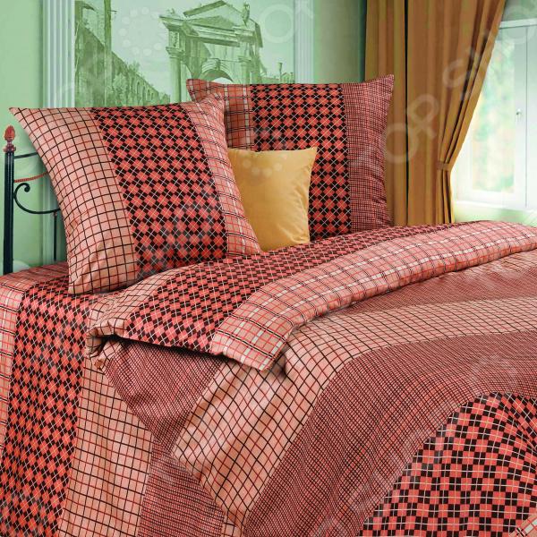 Комплект постельного белья DIANA P&W «Геометрия». 1,5-спальный