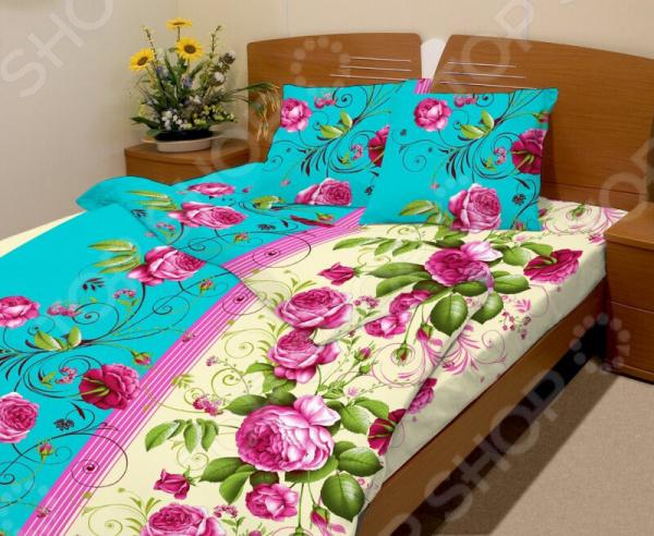 Комплект постельного белья Fiorelly 3674-2. 1,5-спальный