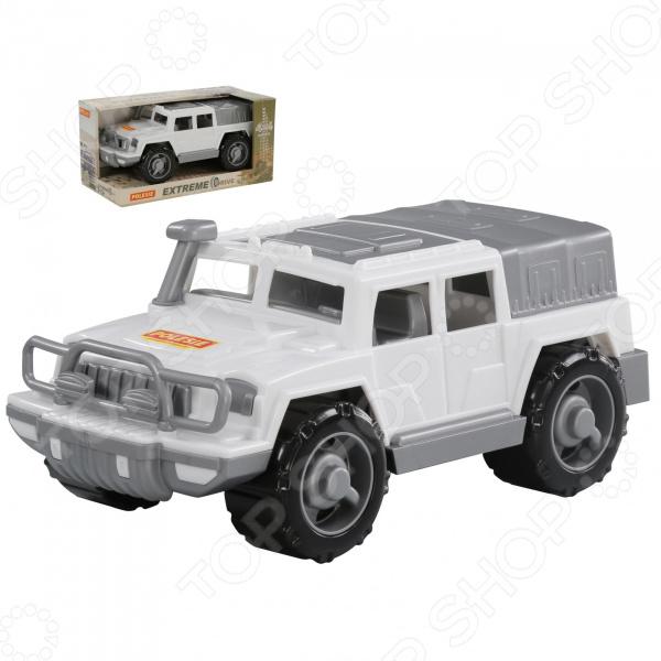 Машинка игрушечная POLESIE «Защитник» №1 polesie смурфетта