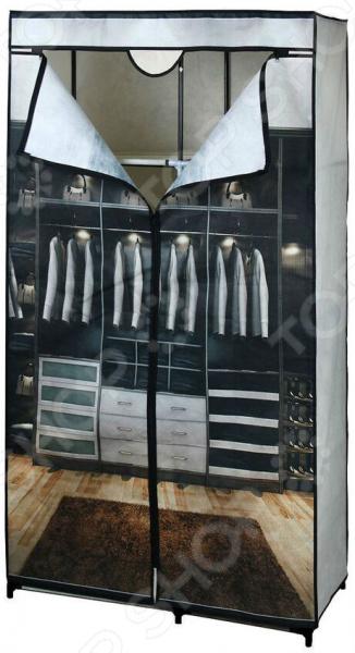 Вешалка-гардероб с чехлом Miolla GRD-D1 «Гардероб»
