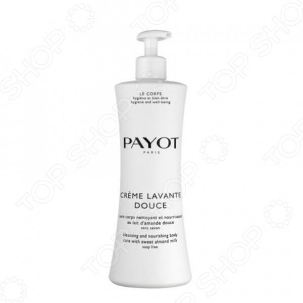 Крем-пенка для тела очищающая Payot