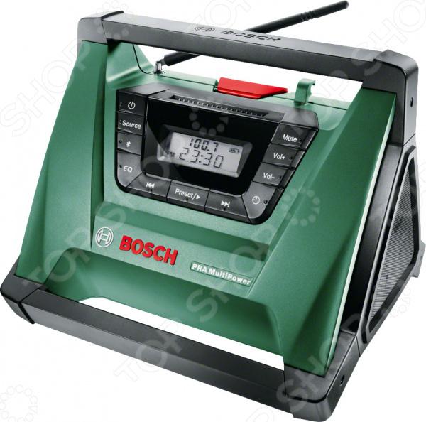 Радиоприемник аккумуляторный Bosch PRA Multipower