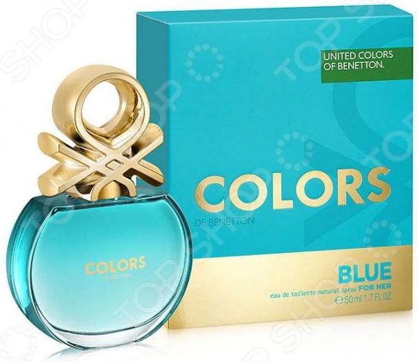 Туалетная вода для женщин Benetton Colors Blue
