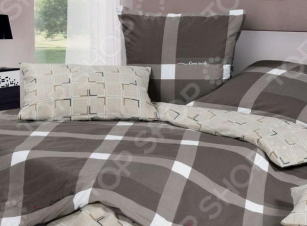 Комплект постельного белья Ecotex «Гармоника. Бирмингем»