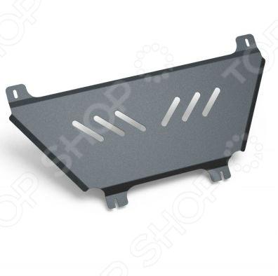 Комплект: защита раздаточной коробки и крепеж Novline-Autofamily Mitsubishi Pajero Sport 2008: 2,5 дизель МКПП/АКПП комплект проставок для лифт кузова pajero 2