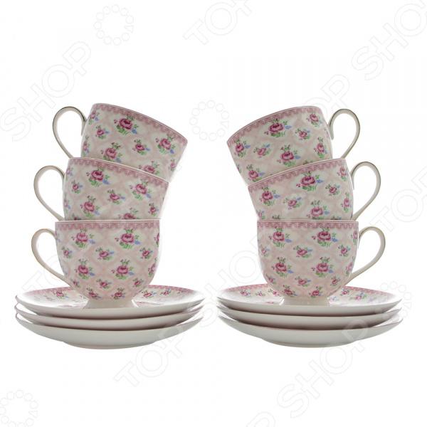 Чайный набор Patricia IM56-1622 конфетница patricia диаметр 24 см im56 0120