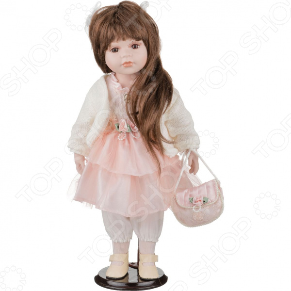 Кукла фарфоровая Lefard «Оксана» 485-251