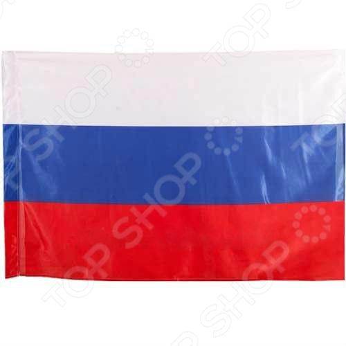 Флаг ES-0124 с логотипом «Россия»