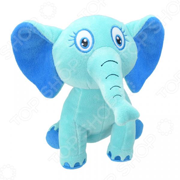 Мягкая игрушка Wild Planet «Слоненок Мия» Мягкая игрушка Wild Planet «Слоненок Мия» /
