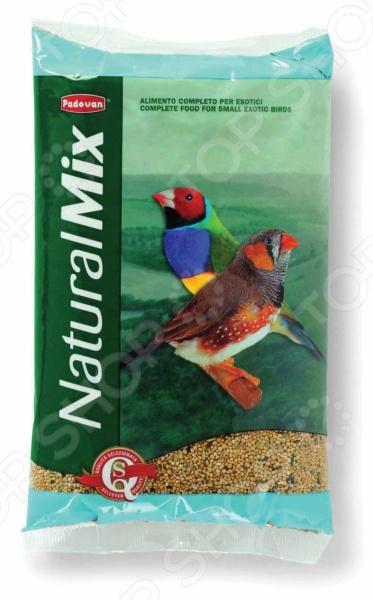 Корм для экзотических птиц Padovan Naturalmix Esotici