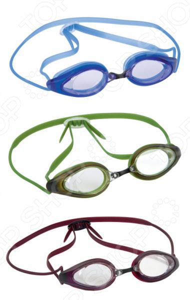 Очки для плавания детские Bestway Inspira Race. В ассортименте bestway очки для плавания razorlite race для взрослых bestway бордовые
