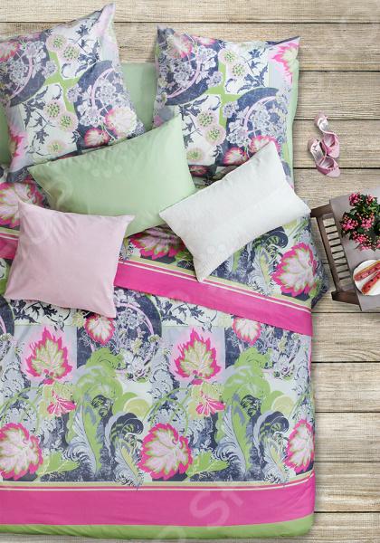 Комплект постельного белья Сова и Жаворонок «Пачули» комплект постельного белья сова и жаворонок пачули