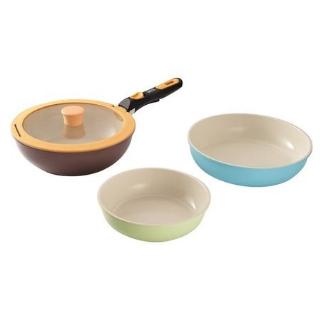 Купить Набор сковородок Gipfel 2481