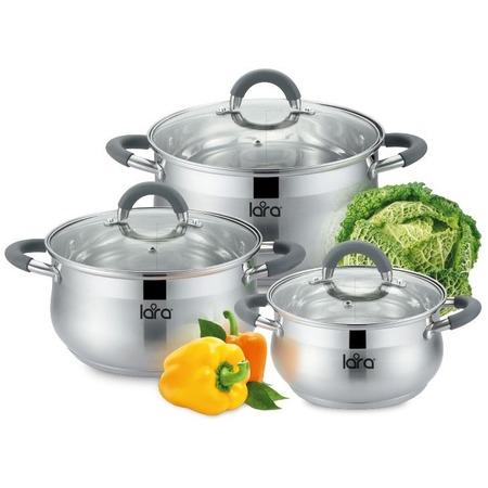 Купить Набор посуды LARA Bell LR02-92