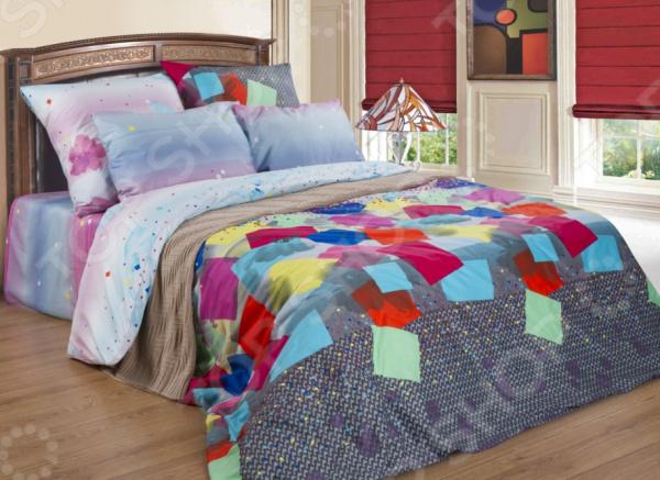 Комплект постельного белья La Noche Del Amor А-708. 2-спальный