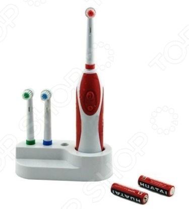 Зубная щетка электрическая Red Star. В ассортименте