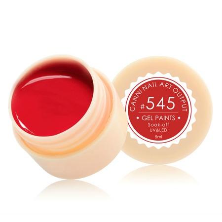 Купить Гель-краска для ногтей CANNI Nail Art Output №545