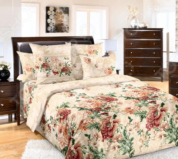 цена Комплект постельного белья Королевское Искушение с компаньоном «Парадиз» онлайн в 2017 году