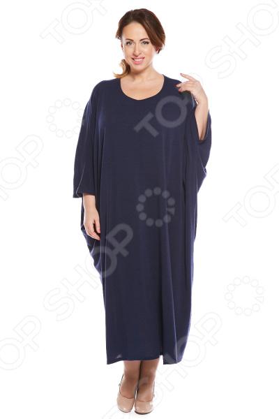 Платье Матекс «Уютная». Цвет: синий платье матекс уютная цвет синий