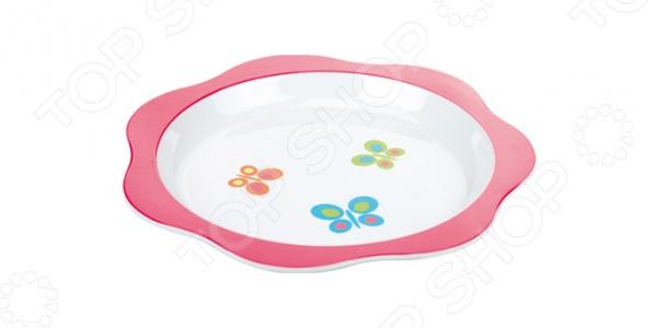 Тарелка детская 668012 Tescoma Bambini. В ассортименте