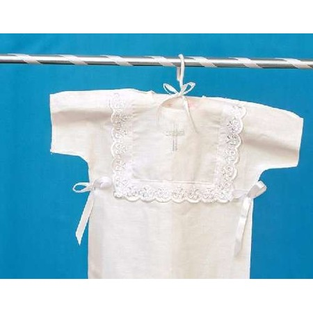 Купить Рубашка крестильная Арго 1717969 с крестиком