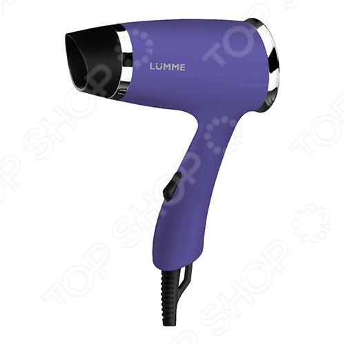 Фен Lumme LU-1043 фен lumme lu 1043 1400вт фиолетовый чароит