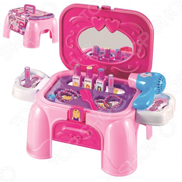 Игровой набор для девочки 1 Toy «Профи. Стилист 2 в 1»