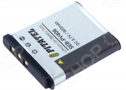 Аккумулятор для камеры Pitatel SEB-PV406 для FujiFilm FinePix 1300/F50/F60, 900mAh