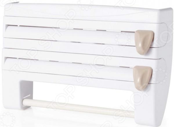 Держатель для бумажных полотенец 3 в 1. В ассортименте