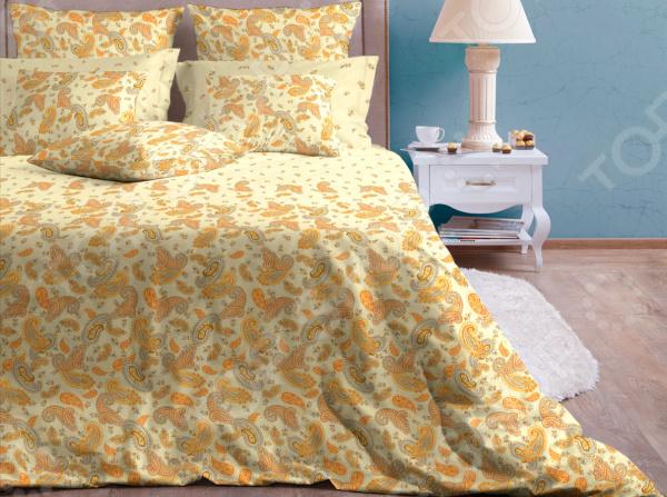 Комплект постельного белья Хлопковый Край «Ясмин». 1,5-спальный Хлопковый Край - артикул: 1579550