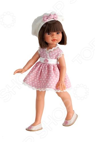 Кукла Munecas Antonio Juan «Эмили брюнетка. Летний образ»