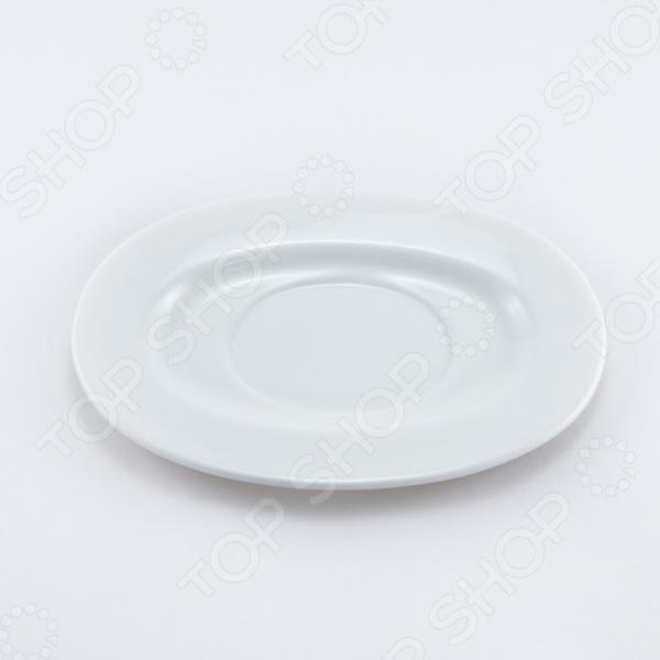 Подставка под соусник Royal Porcelain Public Shape Ascot тарелка десертная royal porcelain public shape 02 0304